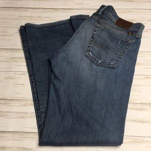 Size 10/30 Lucky Brand Lil Maggie Flare Jeans